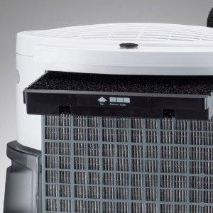 Filtr s aktivním uhlím ACC55