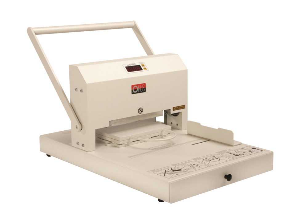 Goldpres 4+ používaný stroj